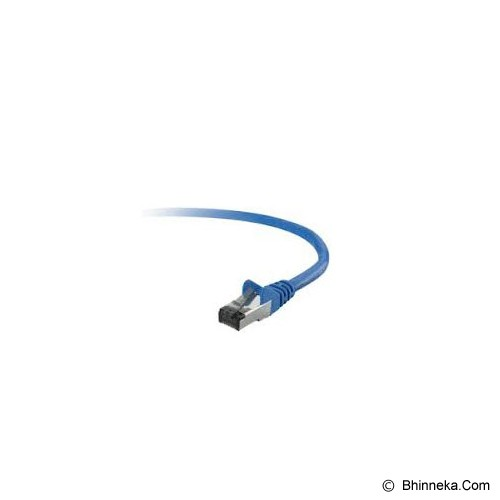 BELKIN Cat.5e UTP Patch Cord 1.5m [A3L791-05-S] - Blue - Network Cable Utp
